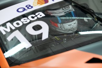 Tommaso Mosca, Ombra Racing
