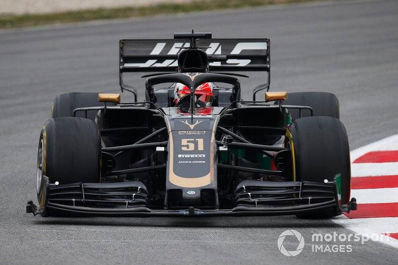 Пьетро Фиттипальди, F1 Team VF-19
