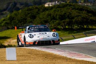#912 Wright Motorsports Porsche 911 GT3 R: Matt Campbell, Dennis Olsen, Dirk Werner