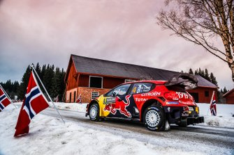 Esapekka Lappi, Janne Ferm, Citroën C3 WRC, Citroën World Rally Team