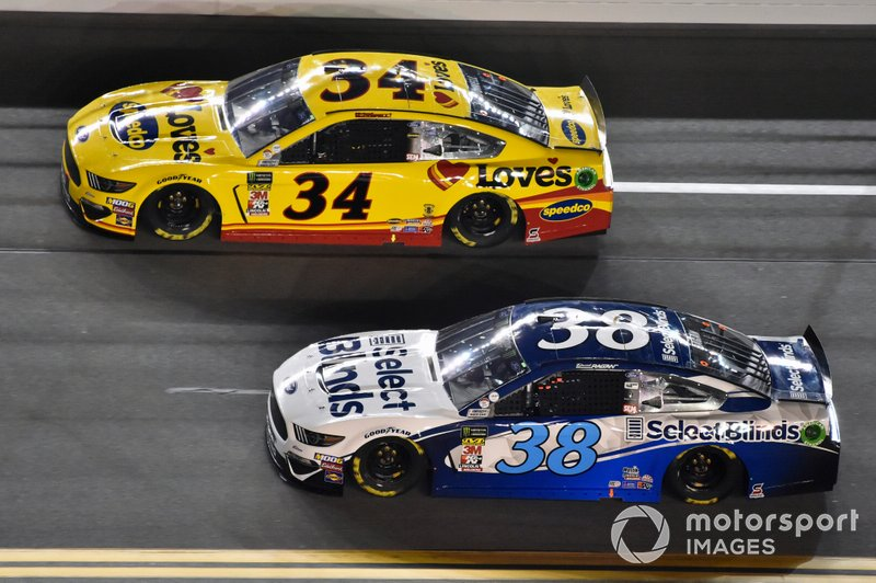 Front Row Motorsports (Ford)