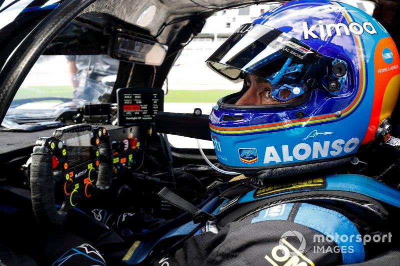 Fernando Alonso, #10 Konica Minolta Cadillac DPi-V.R. Cadillac DPi, DPi