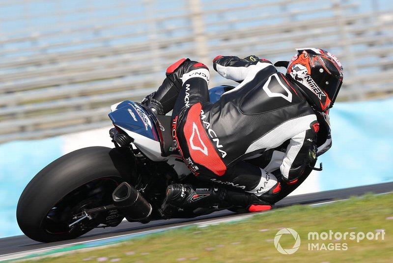 Jordi Torres, Pedercini Racing