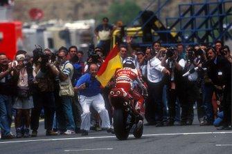 Alberto Puig, Fortuna Honda Pons