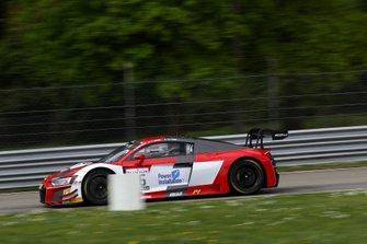 #26 Sainteloc Racing Audi R8 LMS GT3 Evo: Fabien Michal, Pierre Yves Pâques, Simon Gachet