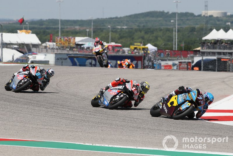 Alex Marquez, Marc VDS Racing Thomas Luthi, Intact GP