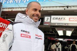 #3 CRAFTSPORTS MOTUL GT-Rのフレデリック・マコヴィッキィ