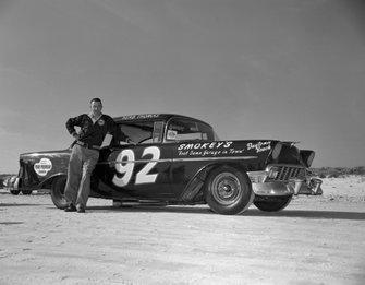 Herb Thomas, Chevrolet 210 1956