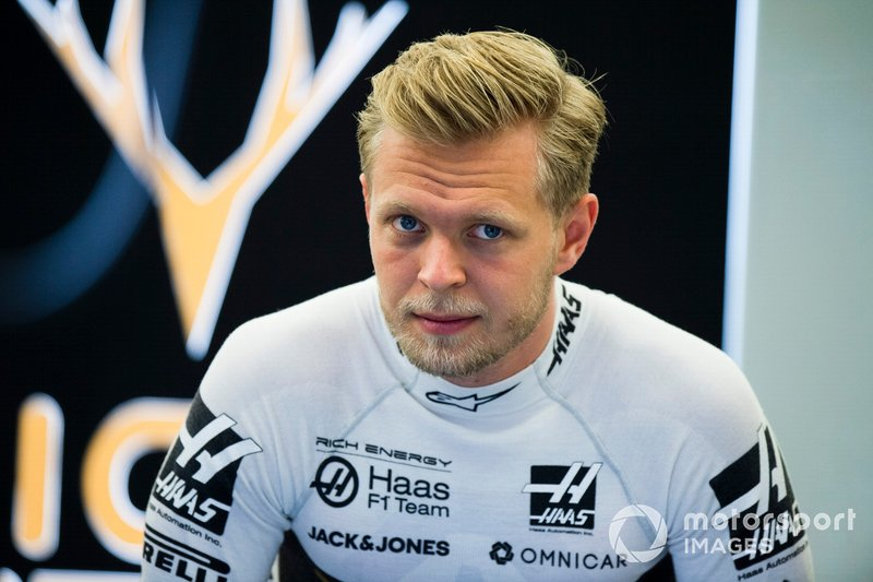 Kevin Magnussen - Haas F1 Team: 8 puan