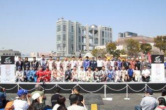 モータースポーツ2019 集合写真
