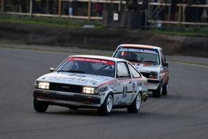 Gerry Marshall Trophy, Toyota Corolla David Green Tiff Needell