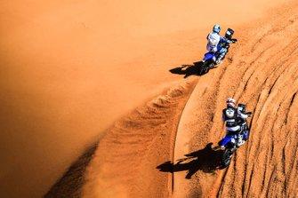 #01 Yamaha: Adrien Van Beveren, #11 Yamaha: Jamies Mc Canney