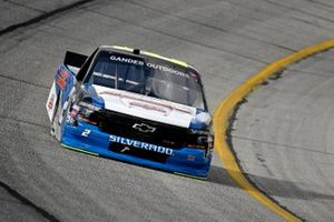 Sheldon Creed, GMS Racing, Chevrolet Silverado AM Ortega/United Rentals