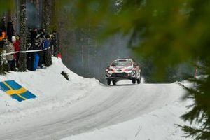 Marcus Grönholm, GRX, Toyota Yaris WRC