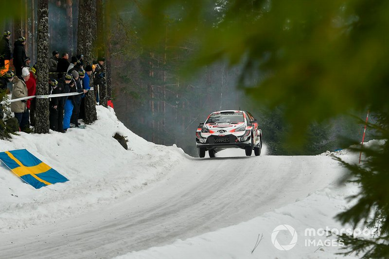 Marcus Gronholm, GRX, Toyota Yaris WRC