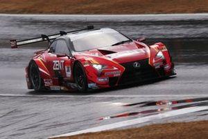 #38 Team Zent Cerumo Lexus RC F: Hiroaki Ishiura, Yuji Tachikawa