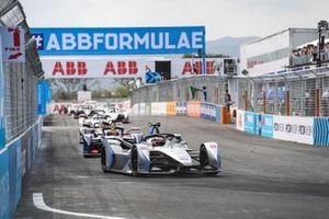 Edoardo Mortara, Venturi Formula E, Venturi VFE05, Robin Frijns, Envision Virgin Racing, Audi e-tron FE05