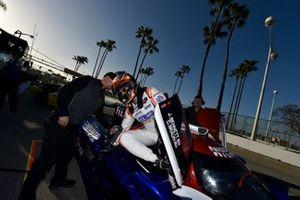 #54 CORE autosport Nissan DPi, DPi: Jonathan Bennett