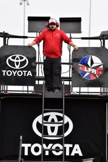 Michael Leavine, Matt DiBenedetto, Leavine Family Racing, Toyota Camry Toyota Certified Used Vehicle / Toyota Owners