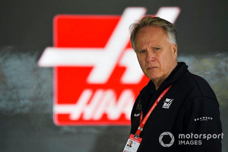 Gene Haas, proprietario e fondatore, Haas F1