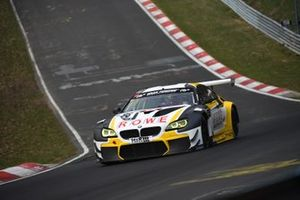 #98 ROWE Racing BMW M6 GT3: Connor De Phillippi, Tom Blomqvist, Mikkel Jensen