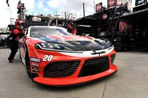 Christopher Bell, Joe Gibbs Racing, Toyota Supra Rheem crew