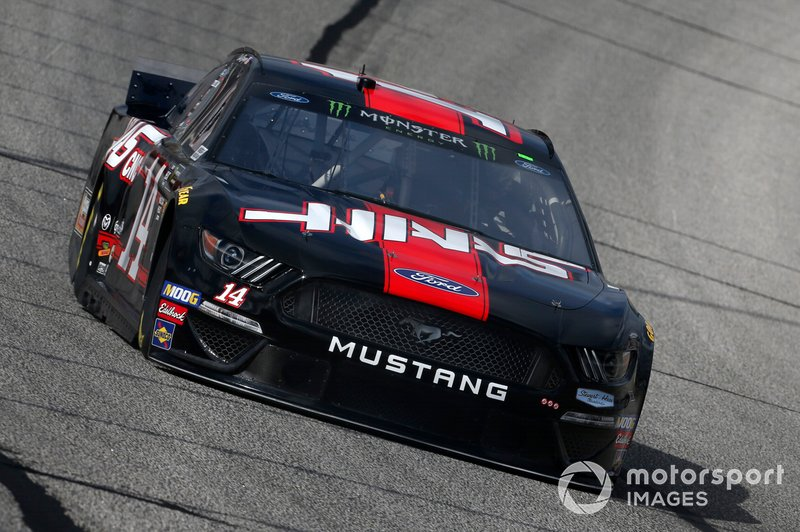 3. Clint Bowyer, Stewart-Haas Racing, Ford Mustang Haas Automation