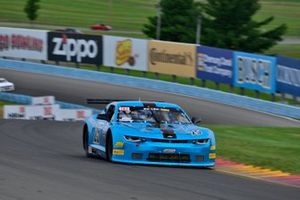 #25 TA2 Chevrolet Camaro driven by Harry Steenbakkers of BC Race Cars