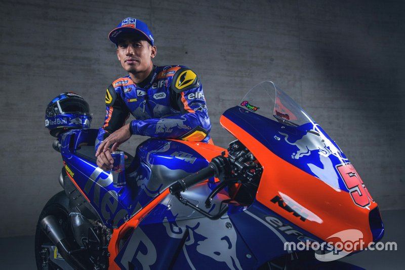Hafizh Syahrin, KTM Tech 3 Racing
