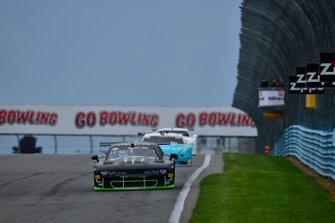 #21 TA Dodge Challenger driven by Boris Said of Weaver Racing