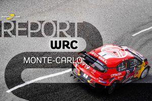 Copertina Report Rally Monte-Carlo