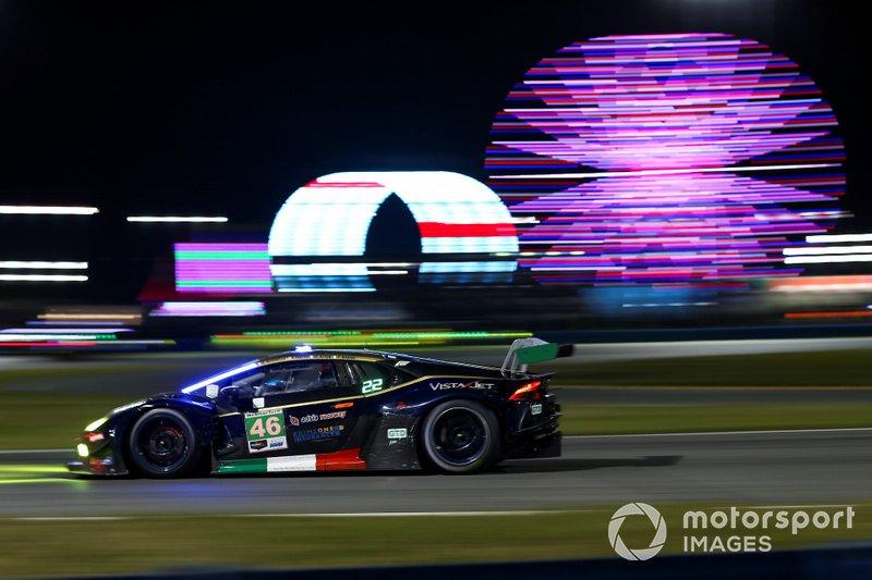 #46 EBIMOTORS Lamborghini Huracan GT3, GTD: Emanuele Busnelli, Fabio Babini, Taylor Proto