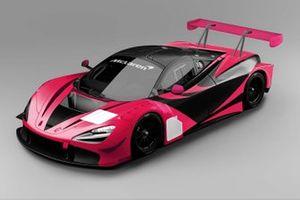 McLaren 720S GT3, Team Goh