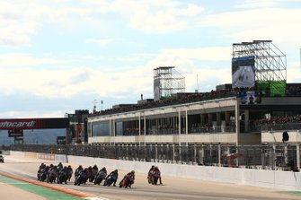 Start der Superbike-WM 2019 im Motorland Aragon in Alcaniz