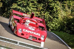 Arturo Merzario, Alfa Romeo T33