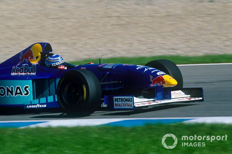 Norberto Fontana, Sauber C16-Petronas