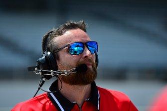Lee Quinlan of Fields Racing