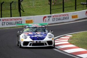 #43 Ashley Seward Motorsport Porsche 911 GT3 Cup: Danny Stutterd, Sam Fillmore, Richard Muscat