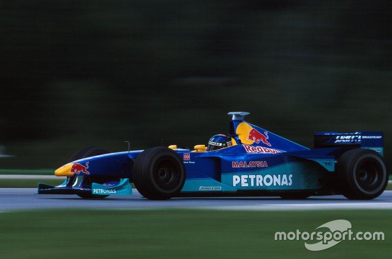 Pedro Diniz (98 GPs)