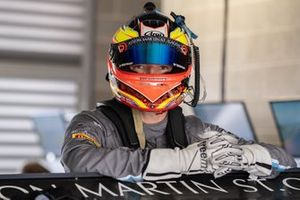 #62 R-Motorsport Aston Martin Vantage GT3: Jake Dennis