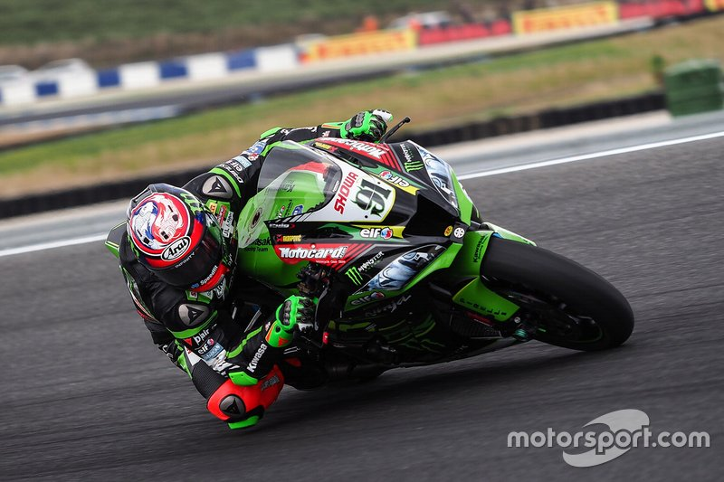 Leon Haslam, Kawasaki Racing Team WorldSBK