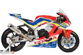 Honda CBR1000RR, Honda WSBK Team