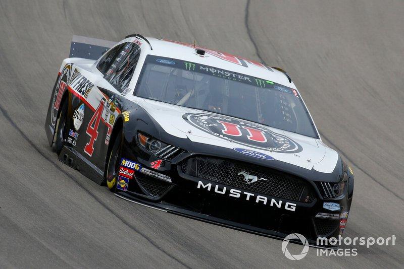 4. Kevin Harvick, Stewart-Haas Racing, Ford Mustang