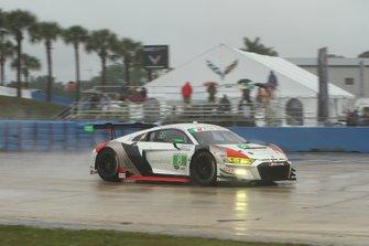 #8 Starworks Motorsport Audi R8 LMS GT3: Parker Chase, Ryan Dalziel, Ezequiel Perez Companc