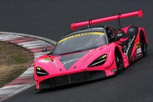#720 Team Goh McLaren 720s: Seiji Ara, Alex Palou