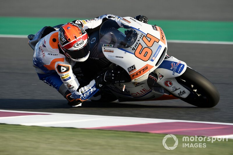 #64 Bo Bendsneyder, RW Racing GP