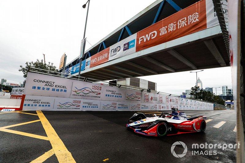 Жером Д'Амброзио, Mahindra Racing, M5 Electro