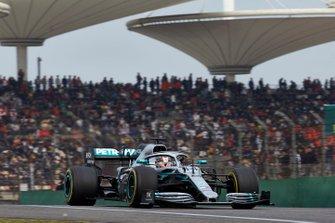 Льюис Хэмилтон, Mercedes AMG F1 W10