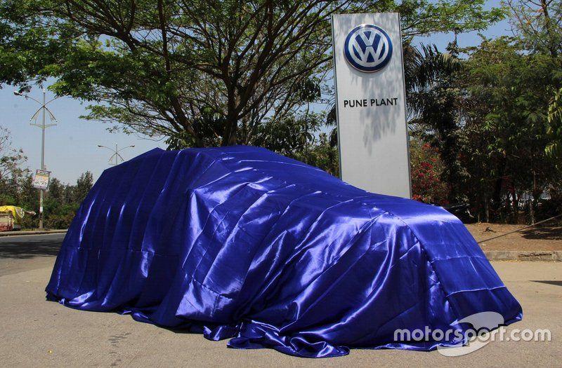 Volkswagen pist aracı