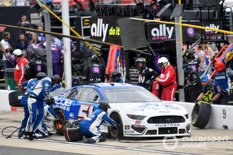 Gray Gaulding, Petty Ware Racing, Ford Mustang Jacob Companies